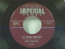 "FATS DOMINO ""MY BLUE HEAVEN / I'M IN LOVE AGAIN"" 45"