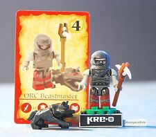 Kre-O Dungeons & Dragons Series Collection 1 Orc Beastmaster