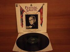 The International Staff Band & South London Chorus : Festival Salute : Vinyl LP