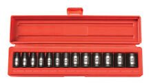 "Tekton 13 Pc. 3/8"" Drive 6-Point Shallow Impact Socket Set METRIC-WARRANTY 47915"