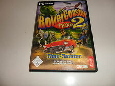 PC  Rollercoaster Tycoon 2: Time Twister (Add-on)