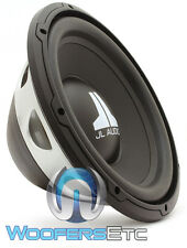 "JL AUDIO 10WXV2-4 SUB 10"" 400W MAX SINGLE 4-OHM CAR SUBWOOFER BASS SPEAKER NEW"