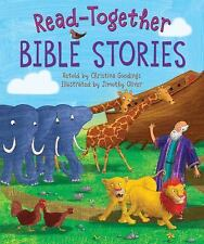 Read-Along Bible Stories (2015, Hardcover)