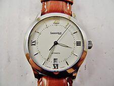 orologio eberhard aiglon automatico acciaio uomo ref. 41116