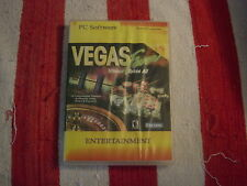 """Vegas Fever - Winner Takes All (PC, 2001) Encore Software, Rated """"E"""""""