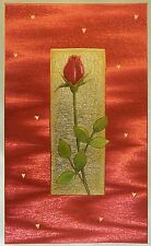 Dufex imagen Impresiones único Red Rose. X 10 cardmaking, Scrapbooking, Manualidades