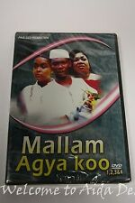 Mallam agya koo part 1,2,3 & 4 DVD (Brand new sealed)