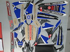 Yamaha YZF450 2010-13 N-style Pro Circuit graphic decal kit + seat cover DY1145