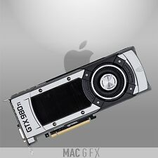 NVIDIA GeForce GTX980 Ti 6 GB GDDR5 Apple Mac Pro Graphics Card Upgrade 19% VAT