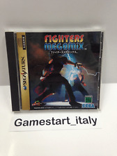 FIGHTERS MEGAMIX - SEGA SATURN - JAP - USATO - USED VIDEOGAMES