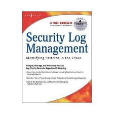 Security Log Management: Identifying Patterns in the Chaos-ExLibrary