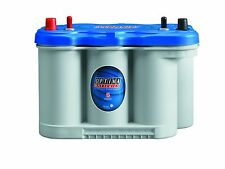 Optima® 8027-127 BlueTop® Deep Cycle & Starting Marine/RV AGM Battery D27M