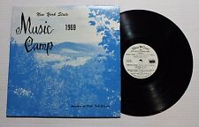 NEW YORK STATE MUSIC CAMP 1969 LP Crest Rec. NYMC-1969 US VG++ 5B