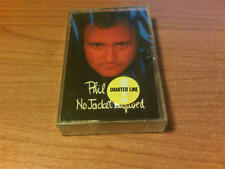 MC K7 PHIL COLLINS NO JACKET REQUIRED WEA 251699-4 SIGILLATA MCZ