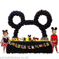 MICKEY Mouse Tavola Compleanno Palloncino Arch