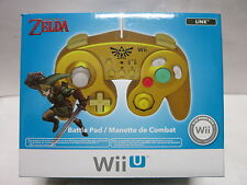 Hori Battle Pad Controller Turbo for Super Smash Bros Wii U/ Wii Zelda Link