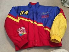 Men's Jeff Gordon #24 1998 Nascar Winston Cup Champion Series Jacket Large