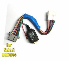 Add An Amp Amplifier Adapter Interface to OEM Factory System for select GM