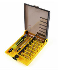 Craftsman Precision 45 In 1 Electron Kit Torx Screwdriver Repair Tools Set sx