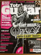 Total Guitar magazine & CD Volume 222, Winter 2011