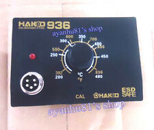 936 Soldering Iron Station Controller Thermostat Control A1322 Heating de HAKKO
