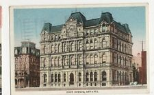 Canada, Post Office, Ottawa 1925 Postcard, B167