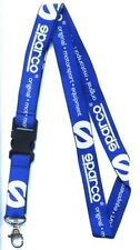 Sparco 099BADGE Lanyard Neck Strap Racing Key Chain