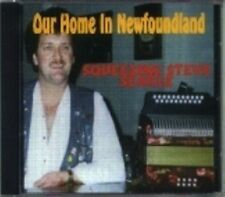 Squeezin' Steve Searle - Our Home In Newfoundland RARE Canadian Newfie CD (New!)