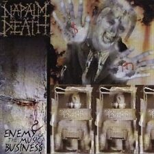 Enemy of the Music Business by Napalm Death (CD, Sep-2000, Secret)