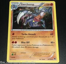 Garchomp 70/122 XY BreakPoint HOLO Rare NEAR MINT Pokemon Card