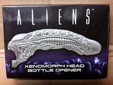 Aliens Xenomorph Head Refrigerator Magnet Bottle Opener