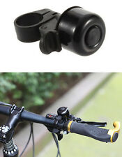 HOT! Metal Ring Handlebar Bell Alarm Horn Sound for Bike Bicycle Cycling Black