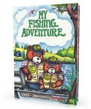 Personalized Children's Book - My Fishing Adventure (Ages 5-7 or Adult Gag Gift)
