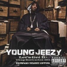 Let's Get It: Thug Motivation 101 by Young Jeezy