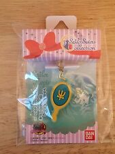Sailor Moon Sailor Neptune Sailor Sisters Earphone Jack Deep Aqua Mirror Charm