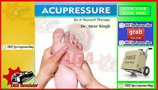 ACUPRESSURE BOOK - DR. ATTAR SIGH-( IN  ENGLISH ) Best Deal@eBay-free shipping