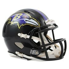 NFL Football Mini Helm Helmet BALTIMORE RAVENS Speed neu Riddell Footballhelm
