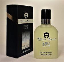 Etienne Aigner No.2 Eau de Toilette Natural Spray EdT 50 ml  (EUR 37,80/100 ml)