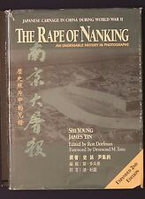 The Rape of Nanking Undeniable History in Photos Shi Young, Yin 1997 HBDJ  2ndEd