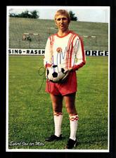Egbert Jan ter Mors Autogrammkarte Rot Weiss Essen Spieler 60er Jahre Orig Sign