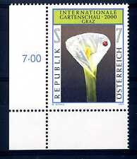 AUSTRIA - 2000 - Festival internazionale dei giardini. E4509