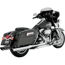 Vance & Hines Harley-Davidson Touring Twin Slash Round Slip-On Muffler
