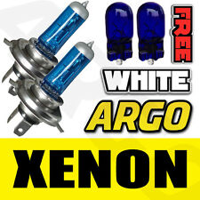 UPGRADE XENON 12V WHITE H4 HEADLIGHT BULBS SUPER BRIGHT 472 HEAD LAMPS 501 T10