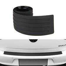 Rubber Car Rear Body Bumper Protector Trunk Guard Scratch Guard for Audi BMW