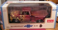 1965 C-10 Stepside Lowrider - Sun Star Chevrolet Classic Models - 1:18 Die Cast