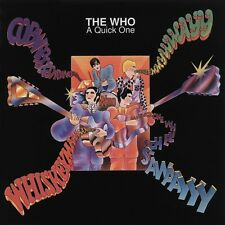THE WHO - A QUICK ONE (LP)  VINYL LP NEU