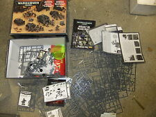 WARHAMMER 40000 CHAOS SPACE MARINE RENEGADE STRIKE FORCE NOT COMPLETE SET