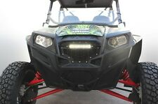 Custom Grille Cree 40W LED Light Bar Polaris RZR 800 900 Satin Black w/Lightbar