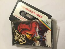 THE ORACLE'S CAVE SINCLAIR ZX SPECTRUM 48K CASSETTE TAPE GAME By DORIC