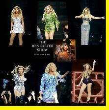★★ BEYONCE MRS CARTER NEW CONCERT TOUR 2014 LIVE 675 + PHOTOS SET 3 -  CD ★★